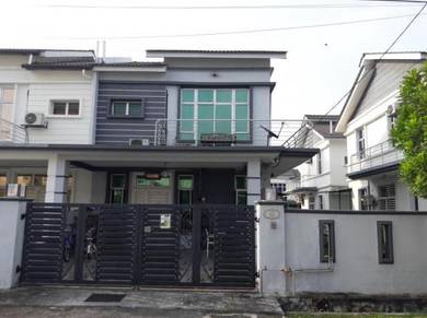 Beautiful House, Renovated, 2 Storey Semi D, Bandar Saujana Putra