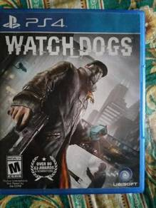 Watchdogs ps4 used