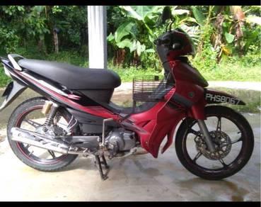 2008 Yamaha 115Z tiptop