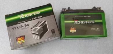 Ytx9a-bs gel battery
