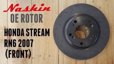 Nashin OE High Carbon Disc Rotor Honda Stream RN6