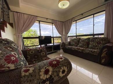 Grace Garden Duplex Apartment CORNER unit Full Furnished Kota Kinabalu