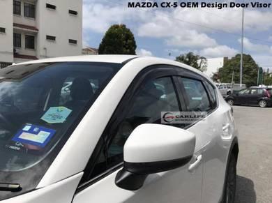 MAZDA CX-5 OEM Car Window Visor
