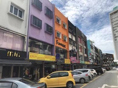 KL Pudu Jalan Kenanga Ground floor shop KWC Wholesale City