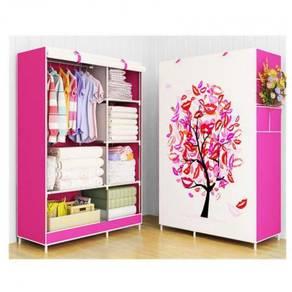 Lucky pink tree wardrobe