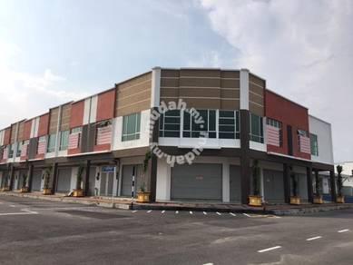 Corner Shop Lot at Bandar Plaza Jasin Bestari ,Bemban Melaka