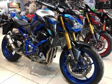 Kawasaki Z900 SE ~ Full Accesories Only at KHM