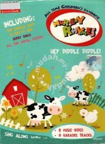 DVD Nursery Rhymes Hey Diddle Diddle
