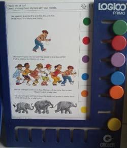 LOGICO PRIMO - Fun Learning books (buku)