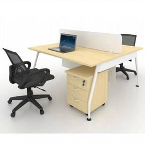 Modern Partition Workstation Table Set OFMQA1270