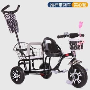 Basikal bicycle baby kid tricycle budak bike 2