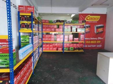 Century Motolite - car battery bateri kereta Ns60