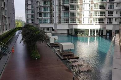 Central Residence at Sungai Besi 243k only