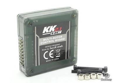 HobbyKing KK2.1HC Multi-Rotor Hard Case Flight Co