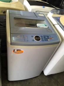 Fully Mesin Samsung Basuh 7.5kg Washing Machine