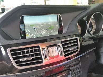 Mercedes w212 gps fm dvd daylight camera convert