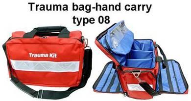 Trauma bag kifor ambulance, hospitals & paramedics