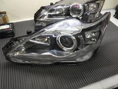 Lexus CT200 Head Lamp Lh