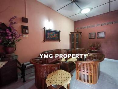 Jalan Tepi Sungai Klang Teluk Pulai Single Storey Unit For Sale