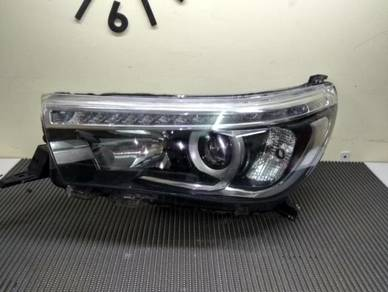 Toyota Hilux Revo DRL LED Head Lamp