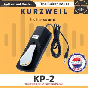Kurzweil KP-2 Sustain Pedal (Made in Korea)