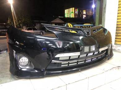 Toyota estima acr50 facelift front bumper original