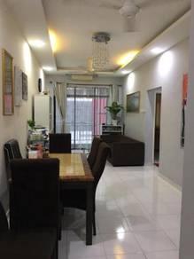 Jentayu Residensi 3 bedroom for rent Tampoi Bandar Baru Uda Aliff