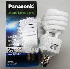 Panasonic energy saving 25w bulb(E27)NEW in
