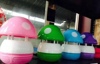 Mushroom Suction Eco-Friendly Mosquito Killer LED