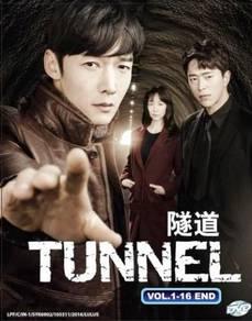 Korean Drama Tunnel DVD (Malay sub)