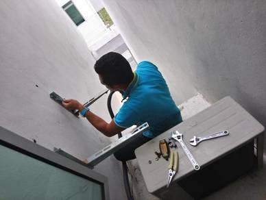 Repair service install sell penghawa dingin bdrptr
