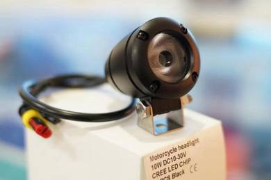 CREE led chips Spotlight BMW Versys Tracer