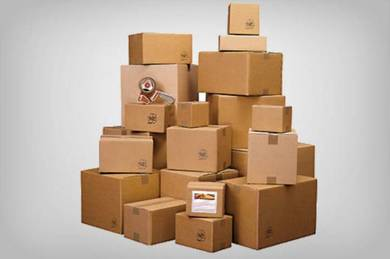 Carton box/ kotak karton