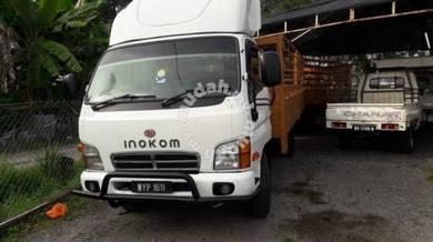 Inokom ad5000 16,5feet 2013yrs tip top condition