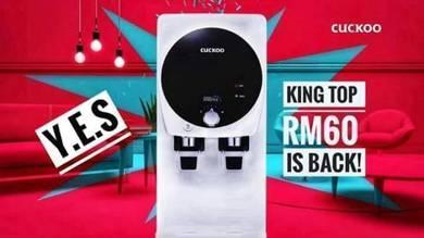 Cuckoo Mesin Air Penduduk Putrajaya