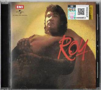 CD ROY Roy 1993 Reissue Album