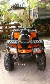 ATVs Motor 400cc new mu 2018 pahang