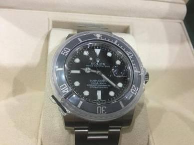 Rolex ref 116610 Black Ceramic Submariner