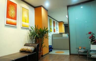 1798sqft fully furnished Plaza Mont Kiara Office