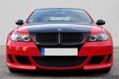 Bmw e90 prelci 05 08 lumma bodykit body kit bumper