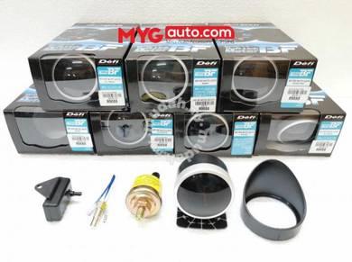DEFI Meter rpm volt vacuum boost water temp - BARU
