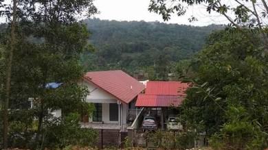 Lot Banglo Corner F/Hold Malay Reserve 8,740sf Sg. Salak Bt 10 Gombak