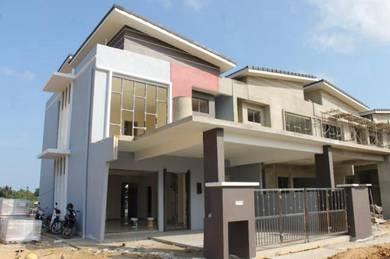 Teres 2 Tingkat (Angsana), Taman Kota Jembal, Kota Bharu