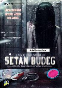 DVD Indonesian Movie Setan Budeg