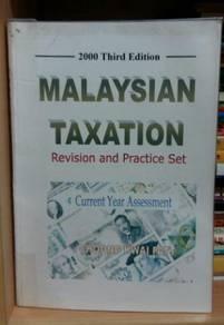 Malaysian Taxation by Choong Kwai Fatt