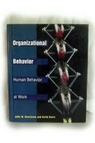 Organizational Behavior + FREE Graduate Bear
