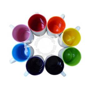 Grade A Sublimation Inner Color Mugs