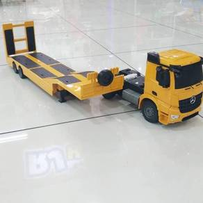 RC Flat Bed Trailer full function lori trelar SALE