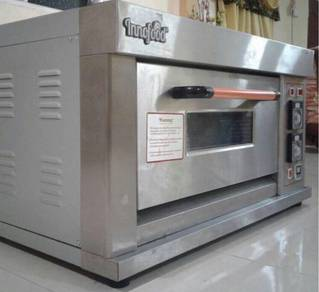Innofood Industrial Gas Oven