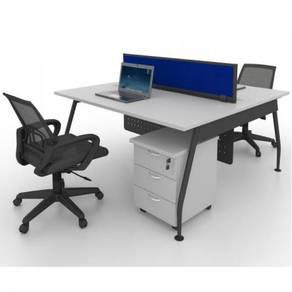 Modern Partition Workstation Table Set OFMQA1870
